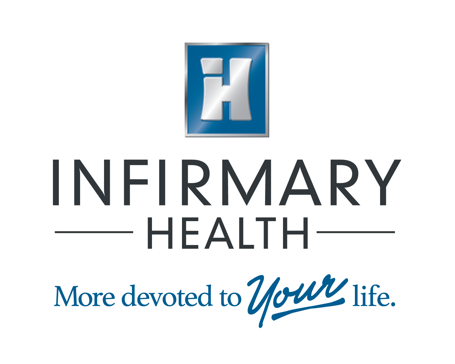Infirmary Health Logo fuse website